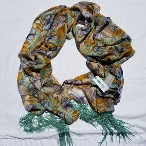 Accessories - 🎁5 for $25🎁Fringe Scarf